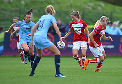 Juliette Kemppi of Bristol City - Mandatory by-line: Paul Knight/JMP - 16/09/2018 - FOOTBALL - Stoke Gifford Stadium - Bristol, England - Bristol City Women v Manchester City Women - Continental Tyres Cup