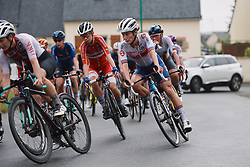 Lizzie Deignan (GBR) at the 2020 UEC Road European Championships - Elite Women Road Race, a 109.2 km road race in Plouay, France on August 27, 2020. Photo by Sean Robinson/velofocus.com