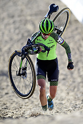 October 28, 2018 - Ruddervoorde, Belgium - VOS Marianne (NED) in action during (Credit Image: © Panoramic via ZUMA Press)