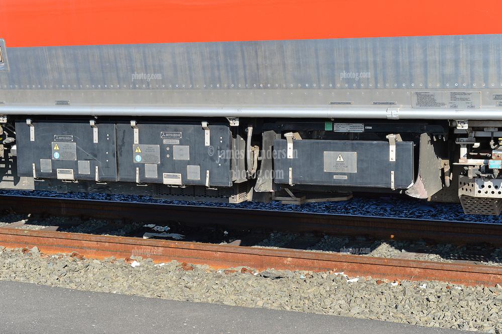 Derailment - Bridgeport CT - May 17, 2013<br /> Photograph ID: Car 9174 - Image 13