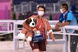 Niklaus Evelyne, SUI<br /> Olympic Games Tokyo 2021<br /> © Hippo Foto - Dirk Caremans<br /> 21/07/2021