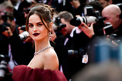 """""""Oh Mercy! (Roubaix, Une Lumiere)""""Red Carpet - The 72nd Annual Cannes Film Festival. 22 May 2019 Pictured: Izabel Goulart. Photo credit: Daniele Cifalà / MEGA TheMegaAgency.com +1 888 505 6342"""