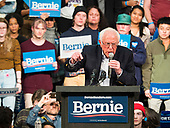 Bernie Sanders GOTV Rally in St. Paul