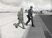 Fianna Fáil's candidates handing in nomination papers for Euro-election, Cork,<br /> 15th May 1984