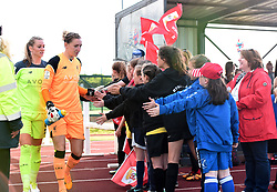- Mandatory by-line: Paul Knight/JMP - 20/05/2017 - FOOTBALL - Stoke Gifford Stadium - Bristol, England - Bristol City Women v Liverpool Ladies - FA Women's Super League Spring Series