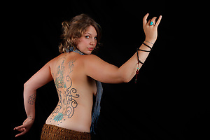 Nat, Tattoo + You, A Photo Story of Body Ink