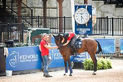 Krajewski Julia, (GER), Chipmunk FRH<br /> World Equestrian Games - Tryon 2018<br /> © Hippo Foto - Sharon Vandeput<br /> 13/09/2018