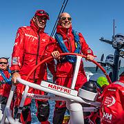 The Hague stopover. Pro-Am race 5, 6 & 7 on board MAPFRE. 29 June, 2018.