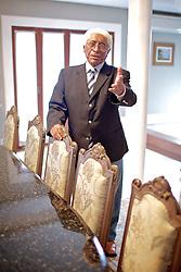 Alceu de Deus Collares (Bagé, 12 de setembro de 1927) é um advogado e político brasileiro. Foi governador do estado do Rio Grande do Sul entre 1991 e 1995. Também foi deputado federal por cinco mandatos e prefeito de Porto Alegre entre 1986 e 1989. FOTO: Jefferson Bernardes/Preview.com