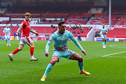 Connor Roberts of Swansea City  - Mandatory by-line: Nick Browning/JMP - 29/11/2020 - FOOTBALL - The City Ground - Nottingham, England - Nottingham Forest v Swansea City - Sky Bet Championship