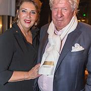 NLD/Naarden/20191031 - 50 jaar Jan des Bouvrie, Willibrord Frequin en partner Gesina