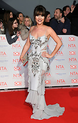 Candice Brown attending the National Television Awards 2018 held at the O2, London. Photo credit should read: Doug Peters/EMPICS Entertainment