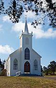 Saint Teresa of Avila Church is a Roman Catholic church in Bodega, California.