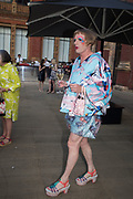 GRAYSON PERRY, V & A Summer Party. 2018. Exhibition Rd. South Kensington, London. 20 June 2018