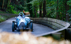 Boness Revival hillclimb motorsport event in Boness, Scotland, UK. The 2019 Bo'ness Revival Classic and Hillclimb, Scotland's first purpose-built motorsport venue, it marked 60 years since double Formula 1 World Champion Jim Clark competed here.  It took place Saturday 31 August and Sunday 1 September 2019. 51 George Cooper. Cooper MG Prototype.