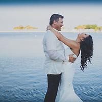 Jill + David: Married