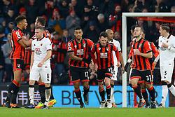 Goal, Joshua King of Bournemouth scores the equaliser, Bournemouth 1-1 Watford - Mandatory by-line: Jason Brown/JMP - 21/01/2017 - FOOTBALL - Vitality Stadium - Bournemouth, England - Bournemouth v Watford - Premier League