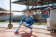 MESA, ARIZONA - FEBRUARY 25: Chicago Cubs Spring Training. (Photo by Sarah Sachs/Chicago Cubs)