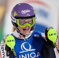 20.12.2011, Hermann Maier Piste, Flachau, AUT, FIS Weltcup Ski Alpin, Damen, Slalom Maria Hoefl-Riesch (GER) nach ihrem 2. Durchgang, im Bild // Maria Hoefl-Riesch of Germany after her 2nd run of Slalom at FIS Ski Alpine Worldcup at Hermann Maier Pist in Flachau, Austria on 2011/12/20. EXPA Pictures © 2011, PhotoCredit: EXPA/ Johann Groder