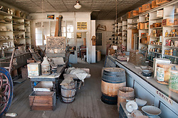 Gold Mining Ghost Town, Bodie, Eastern Sierra, California, USA.  Photo copyright Lee Foster.  Photo # california121064