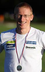 Matic Osovnikar at Athletic National Championship of Slovenia, on July 19, 2008, in Stadium Poljane, Maribor, Slovenia. (Photo by Vid Ponikvar / Sportal Images).
