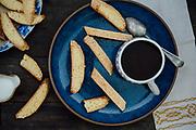 Tratta Dal Forno cranberry biscotti