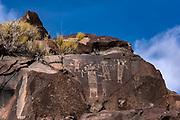 Little Petroglyph Canyon, Kern County, CA