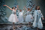 Bay Pointe Ballet performs The Nutcracker at the San Mateo Performing Arts Center in San Mateo, California, on December 17, 2016. (Stan Olszewski/SOSKIphoto)