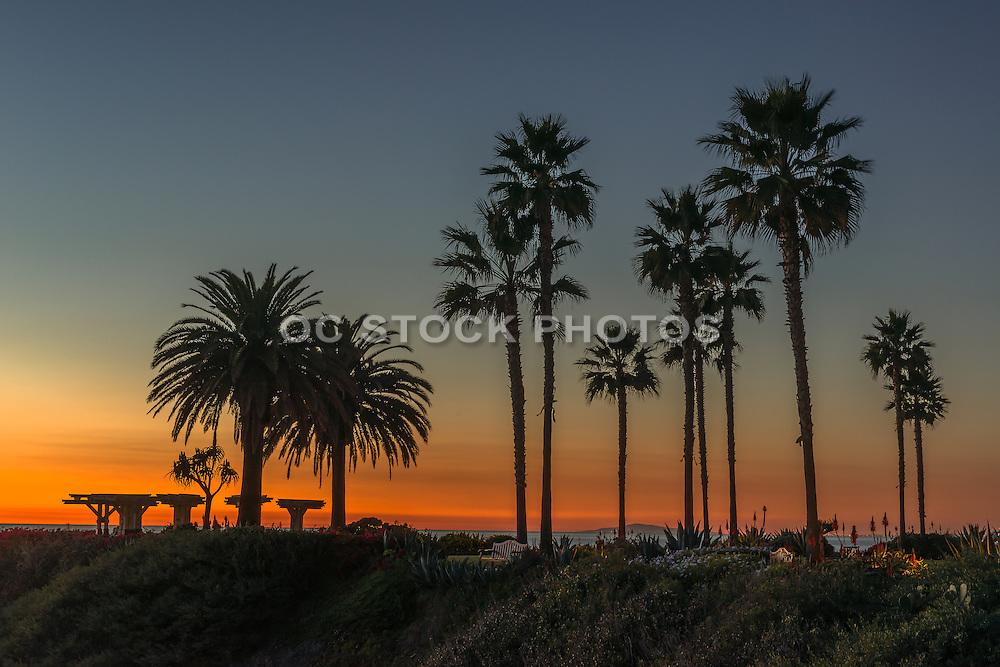 Laguna Beach California Sunset from the Montage Resort