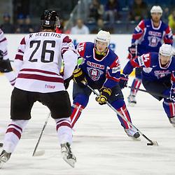 20110505: SVK, Ice Hockey - IIHF 2011 World Championship Slovakia, Slovenia vs Latvia