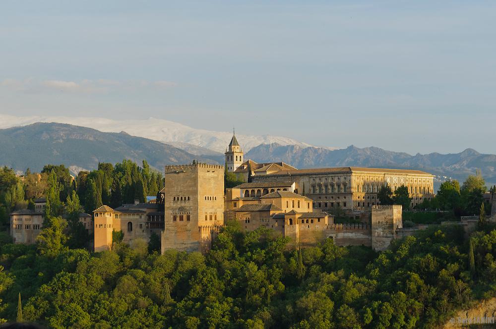 Granada, Spain, Europe