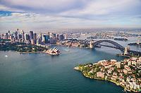 City of Sydney & Port Jackson