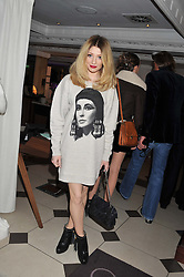NICOLA ROBERTS at a party hosted by TopShop to celebrate 10 years of NEWGEN and 10 years of supporting Brtish Fashion held at Le Baron, 29 Old Burlington Street, London W1 on 21st February 2012.