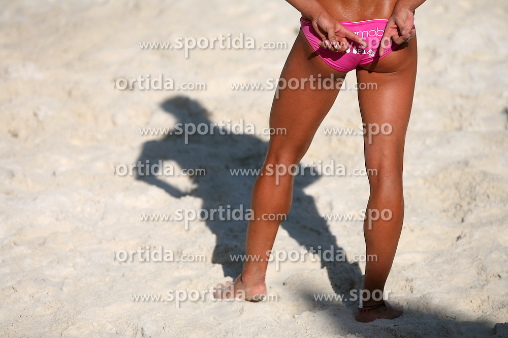 Signs at qualifications for 14th National Championship of Slovenia in Beach Volleyball and also 4th tournament of series TUSMOBIL LG presented by Nestea, on July 25, 2008, in Kranj, Slovenija. (Photo by Vid Ponikvar / Sportal Images)/ Sportida)
