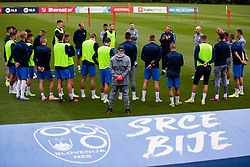 during practice session of Slovenian national team prior to world cup 2022 qualifiers, NNC, Brdo pri Kranju,  30. August 2021, Slovenia. Photo by Grega Valancic