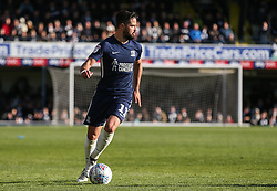 Stephen McLaughlin of Southend United on the ball - Mandatory by-line: Arron Gent/JMP - 04/05/2019 - FOOTBALL - Roots Hall - Southend-on-Sea, England - Southend United v Sunderland - Sky Bet League One