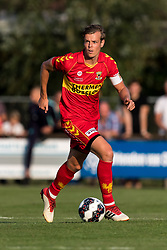 Jeroen Veldmate of Go Ahead Eagles during the Friendly match between Go Ahead Eagles and Excelsior Rotterdam at sportcomplex SV Terwolde on July 20, 2018 in Terwolde, The Netherlands