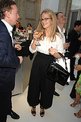 CAMILLA LONG at the Tanqueray No.TEN cocktail party held at No1 Piazza, Covent Garden, London on 10th June 2008.<br /><br />NON EXCLUSIVE - WORLD RIGHTS