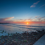Today's  sunrise  at Narragansett Town Beach, Narragansett, RI,  April  30, 2013.