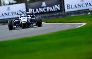 2012 British F3 International Series.Donington Park, Leicestershire, UK.27th - 30th September 2012.Geoff Uhrhane, Double R Racing..World Copyright: Jamey Price/LAT Photographic.ref: Digital Image Donington_F3-18341