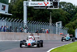 Adam Morgan pictured while competing in the F1000 Championship with the 750 Motor Club. Picture taken at Oulton Park on September 5, 2020 by 750MC photographer Jonathan Elsey