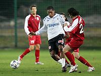 Fotball<br /> La Manga 2006<br /> Odd v Rubin Kazan 1-5<br /> 14.02.2006<br /> Foto: Morten Olsen, Digitalsport<br /> <br /> Olof Hviden-Watson - Odd
