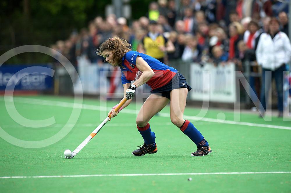 BILTHOVEN - SCHC v Amsterdam Dames<br /> Hoofdklasse dames Play Off<br /> Foto: Roos Drost.<br /> FFU PRESS AGENCY COPYRIGHT FRANK UIJLENBROEK