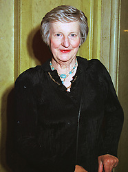 The COUNTESS OF SHANNON at a reception in London on 19th June 1999.MTL 38