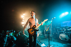 The Amazing Snakeheads play the BBC Inroducing tent, Saturday, T in the Park 2014.<br /> © Michael Schofield.