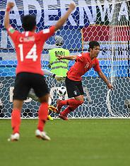 Germany v South Korea - 27 June 2018