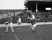 Charity GAA Match, Croke Park, TDs and Senators<br /> 26/03/1972