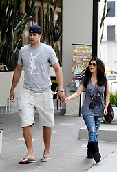 Kim Kardashian and fiance Kris Humphries were spotted at Scott Hill Bespoke Designs in Beverly Hills, CA, USA on June 14, 2011. Photo by Apega/ABACAPRESS.COM  Humphries Kris Kardashian Kim Kardashian Kimberly Petit-copain Petit-amie Petit-ami Petit amie Petit ami Fiancee Fiance Ehemann Husband Wife Ehefrau Epoux Epouse Femme Mari Amoureux Compagne Compagnon Companion Couple Couple Girlfriend Paparazzi Pictures Planque Stake Out Los Angeles USA United States of America Vereinigte Staaten von Amerika Etats-Unis Etats Unis  | 279193_002