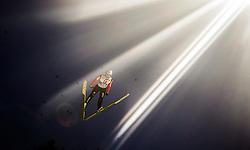 06.01.2014, Paul Ausserleitner Schanze, Bischofshofen, AUT, FIS Ski Sprung Weltcup, 62. Vierschanzentournee, Finale, im Bild Simon Ammann (SUI) // Simon Ammann (SUI) during Competition of 62nd Four Hills Tournament of FIS Ski Jumping World Cup at the Paul Ausserleitner Schanze, Bischofshofen, Austria on 2014/01/06. EXPA Pictures © 2014, PhotoCredit: EXPA/ JFK