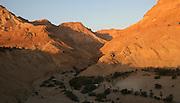 Israel, Dead Sea, The mountains at sunrise